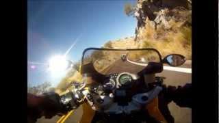 9. Down Kitt Peak on Ducati ST4s with Desmo SW