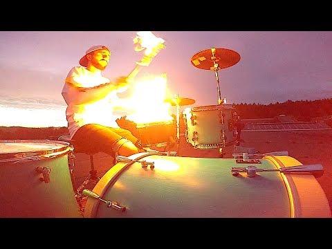Video Imagine Dragons - Natural (Burning Drum Cover) download in MP3, 3GP, MP4, WEBM, AVI, FLV January 2017