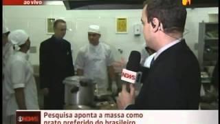 Roma Ristorante na Globo News