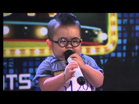 Hồn Quê - Bé Ku Tin hát