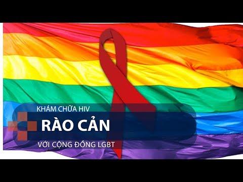Khám chữa HIV: Rào cản với cộng đồng LGBT | VTC1 - Thời lượng: 2 phút, 49 giây.