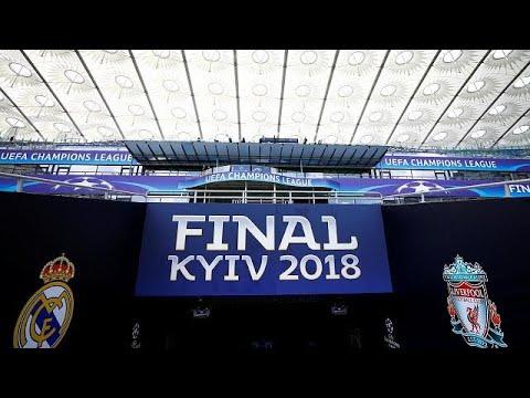Κίεβο: Μία …οδοντιατρική καρέκλα για τελικό