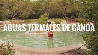 Aguas Termales de Canoa: Aguas milagrosas en RD | WilliamRamosTV