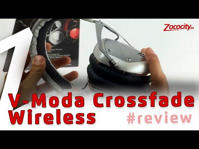 V-Moda Crossfade Wireless - Los mejores auriculares bluetooth a día de hoy?