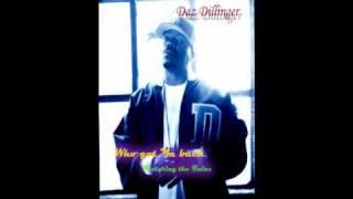 Daz Dillinger: Who got ya back (Unreleased, rare)