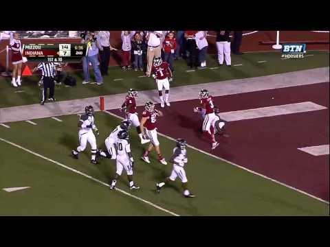 Cody Latimer 76-yard catch & run vs Mizzouri 2013 video.