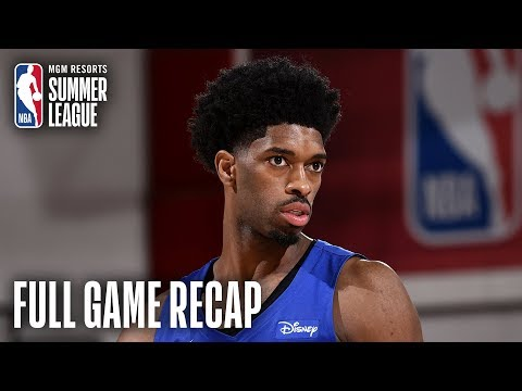 Video: MAGIC vs BULLS | Magic Take Control in 2nd Half | MGM Resorts NBA Summer League