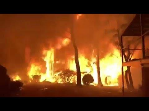 Αυστραλία: 200 πυρκαγιές