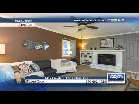 1417 Emigh St  Fort Collins, CO Homes for Sale | coloradohomes.com