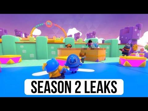 FALL GUYS SEASON 2 LEAKS! (Big New Changes + Info) - Fall Guys News