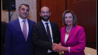 President of the National Assembly of Armenia Ararat Mirzoyan, Working Visit to Washington DC