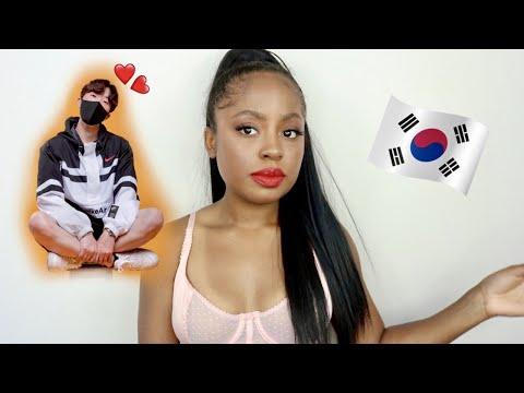 MY KOREAN BOYFRIEND DOES MY VOICEOVER