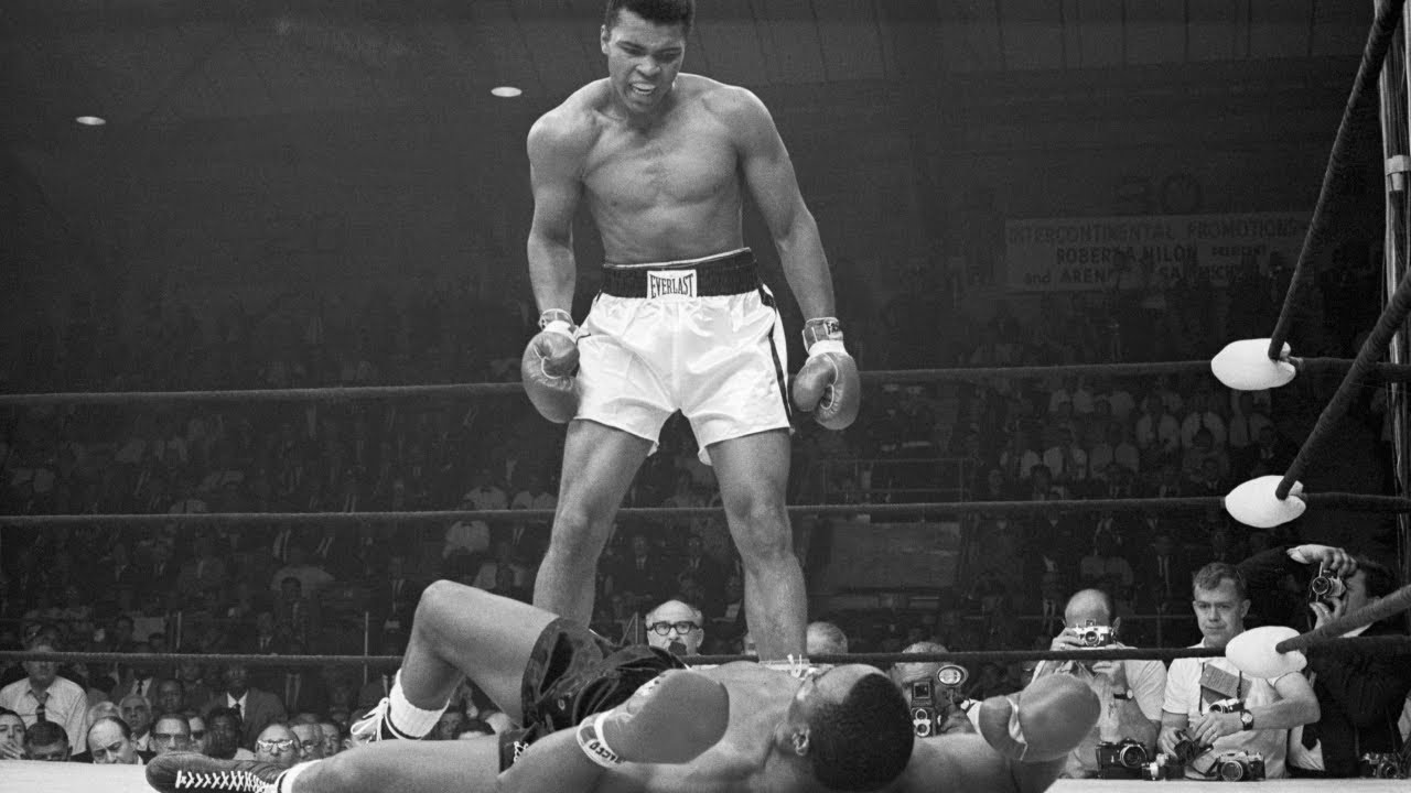 Muhammad Ali – Amazing Speed