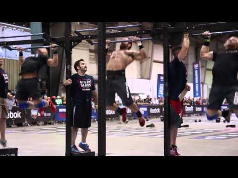 holmberg - The CrossFit Games -- (http://games.crossfit.com) The CrossFit Games -- (http://games.crossfit.com) Graham Holmberg has been competing in CrossFit since 2009...