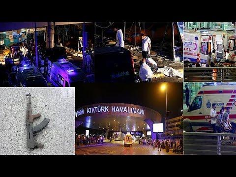 Τουρκία: Τουλάχιστον 32 νεκροί από τρομοκρατικό χτύπημα στο αεροδρόμιο «Ατατούρκ» της…