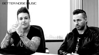 """Papa Roach Talk """"Gravity"""" from 'F.E.A.R.' - Track by Track"""