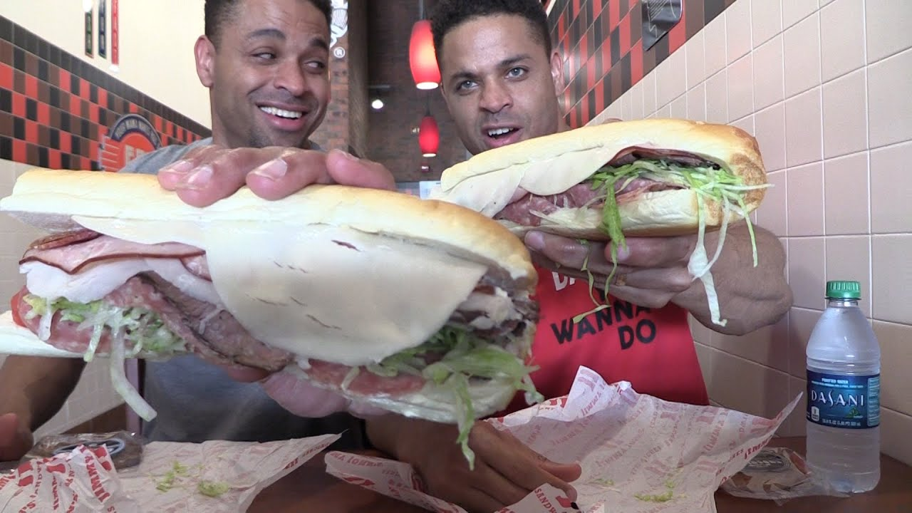 White apron jimmy johns