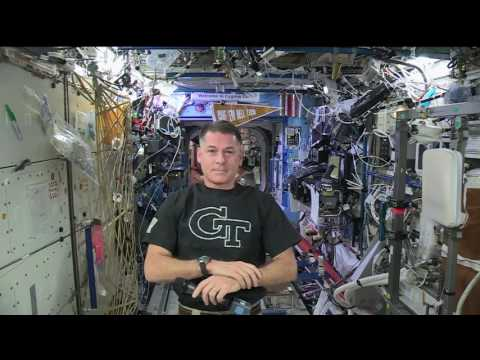 Shane Kimbrough Discusses Mission from Space