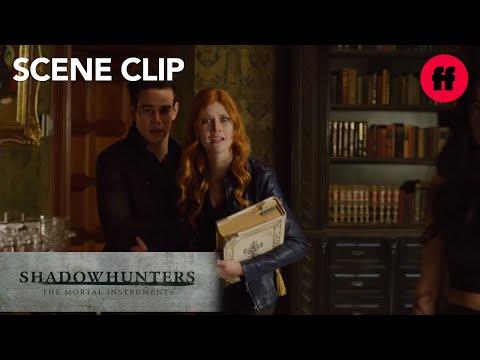 Shadowhunters   Season 1, Episode 13: Valentine Takes Jace   Freeform