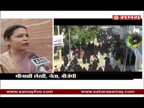 Minakshi Lekhi on important decision of High Court on Three Divorce