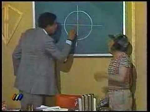 Jirafales enseñando fracciones