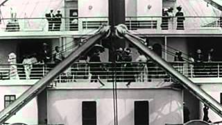 Video Titanic departure (real video 1912) MP3, 3GP, MP4, WEBM, AVI, FLV November 2018
