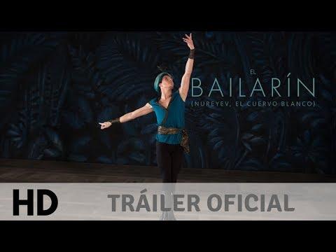 El bailarín  (Nureyev, El cuervo blanco) - TRÁILER?>