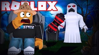 SPOOKY 1V1 AGAINST THE BEAST! (Roblox Flee The Facility) *HALLOWEEN UPDATE*