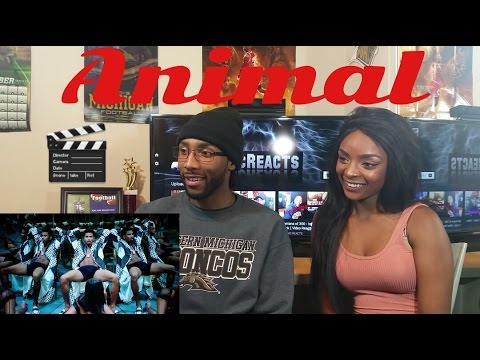 Trey Songz - Animal ( Official Music Video ) Reaction!!