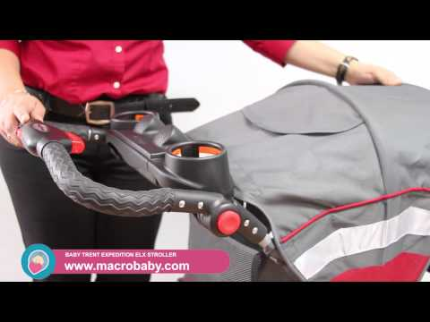 MacroBaby - Baby Trend Expedition ELX Stroller