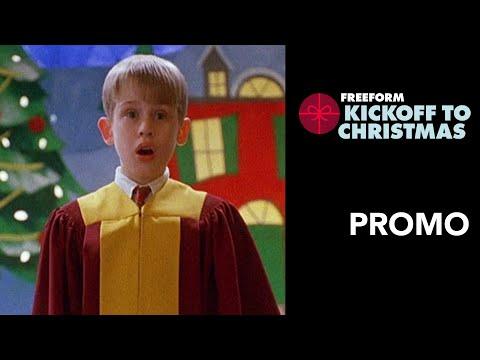 Kickoff to Christmas | It's Movie Night Season | Freeform