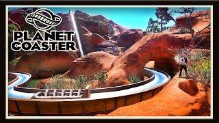 Planet Coaster: Terraforming Epic Mountains For The Flume Ride    (Season 2 - part 7)