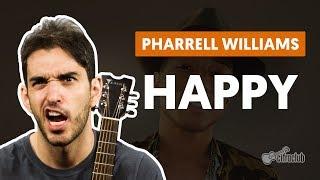 Happy - Pharrell Williams (aula de violão)