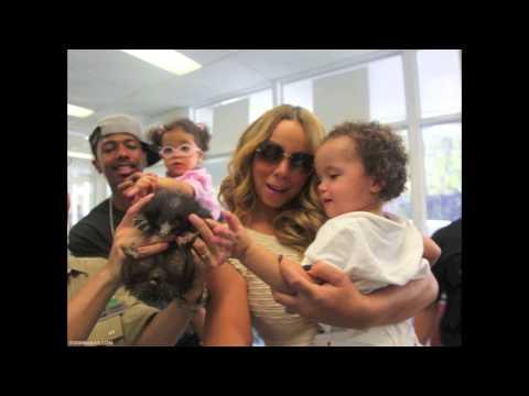 Mariah Carey slaví 45.narozeniny.