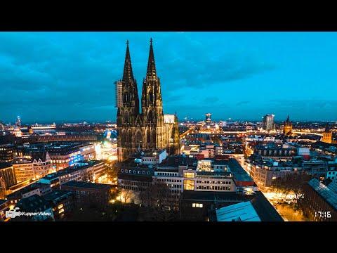 Silvester 2019 im Zeitraffer in Köln | 48 Hours Time  ...