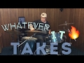 Whatever it Takes- ImagineDragons- Drum Cover