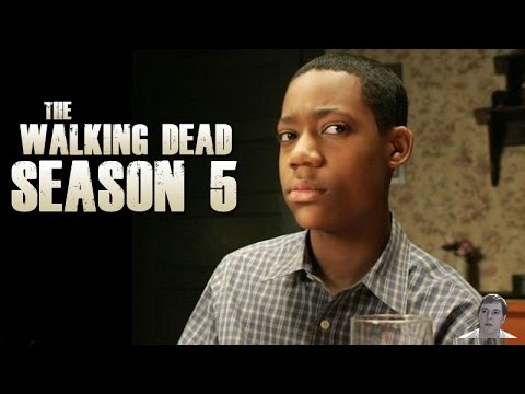 Tyler - The Walking Dead Season 5 Casting News - Tyler James Williams Cast as Noah Alright what's going on guys it's Trev back again here to bring you another video. In this one we will be talking...