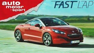 Peugeot RCZ-R: Zu Recht ohne Nachfolger? Fast Lap   auto motor und sport