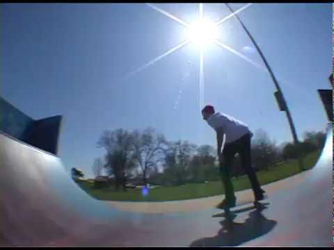 Riverside dump park video