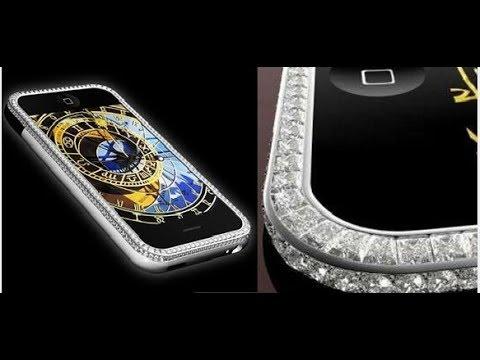 10 Most Expensive Mobile Phones   दुनिया के 10 सबसे मंहगे मोबाइल