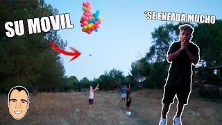 Video ATO SU MOVIL A GLOBOS DE HELIO Y LO DEJO VOLAR... *la venganza por mi bunker*  [Ninchiboy] MP3, 3GP, MP4, WEBM, AVI, FLV Agustus 2018