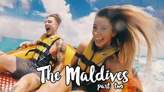 Video Travel Diary: The Maldives 2 // Sun Siyam Iru Fushi MP3, 3GP, MP4, WEBM, AVI, FLV November 2018