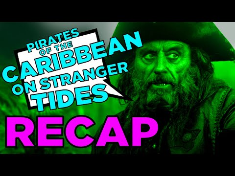 Pirates of the Caribbean: On Stranger Tides STORY in 2 Minutes!