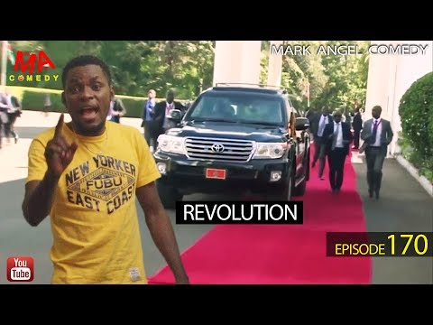 REVOLUTION (Mark Angel Comedy) (episode 170)