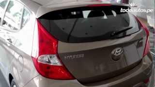 10. Hyundai Accent Hatchback 2013 en Perú I Video en Full HD I Todoautos.pe