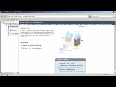 Cursos de Formación Oficial en VMware vSphere 5