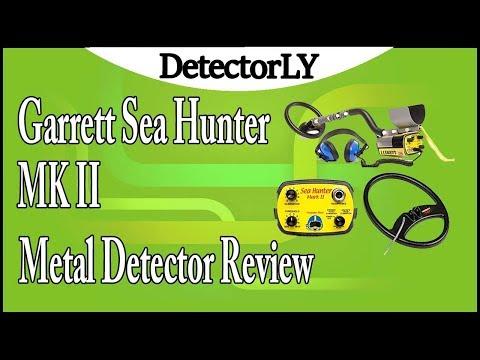 Garrett Sea Hunter MK II Metal Detector Review