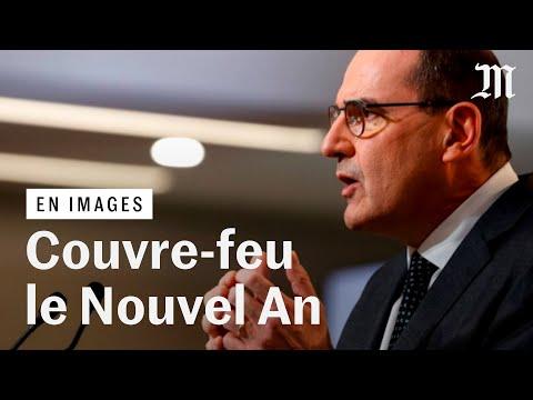 Couvre-feu, Nouvel An, Noël : les annonces de Jean Castex face au Covid-19