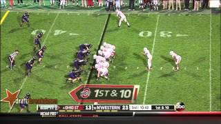 Tyler Scott vs Ohio State (2013)