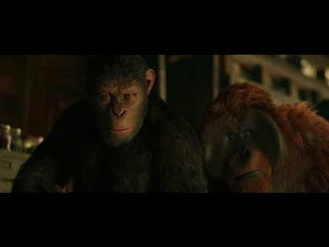 La Guerra del Planeta de los Simios - NOVA?>